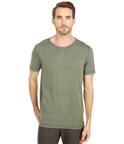 BOSS Hugo Boss Tokks T-Shirt with Sun-Bleached Effect (Open Green 1) Men