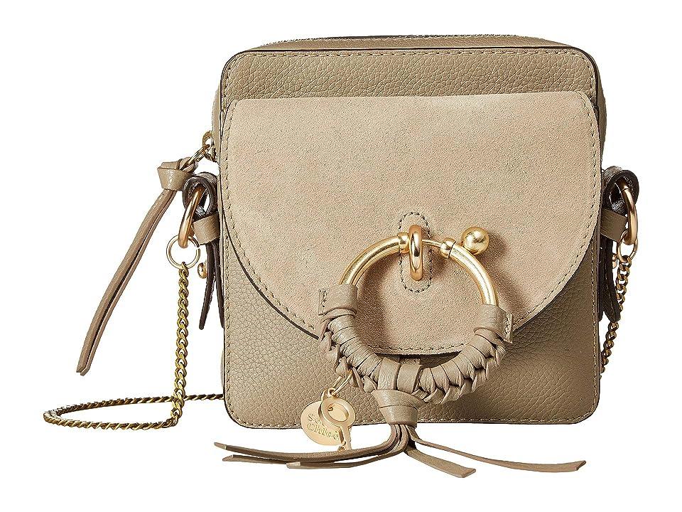 See by Chloe Joan Mini Camera Bag (Motty Grey) Shoulder Handbags