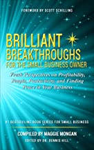 Brilliant Breakthroughs For The Small Business Owner: Fresh Perspectives on Profitability, People, Productivity, and Findi...