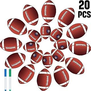 Best paper football cutouts Reviews