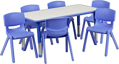 Best preschool table height Reviews