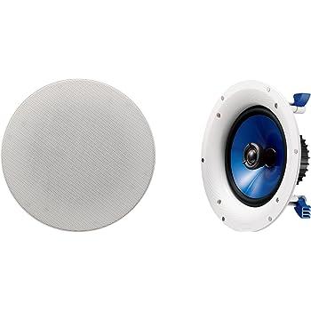 Yamaha NSIC800WH 140-Watts 2-Way RMS Speaker -- White (2 Speakers)