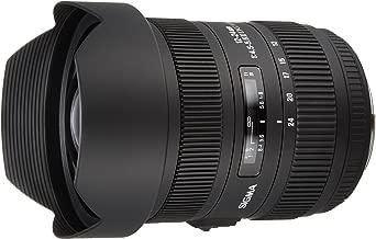 Sigma 12-24mm f/4.5-5.6 AF II DG HSM Lens for Canon Digital SLRs