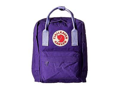 Fjallraven Kanken Mini (Purple/Violet) Backpack Bags