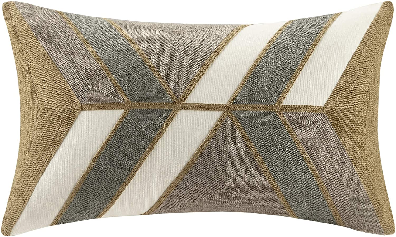 INK+IVY Aero Spring new work Cotton Luxury goods Decorative Pillow-Mid Century Abstrac Modern