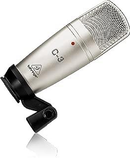 Behringer C-3 Professional Large Dual-Diaphragm Studio Condenser Microphone