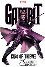 Gambit: King Of Thieves - The Complete Collection (Gambit (2012-2013))