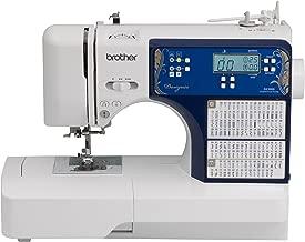 Brother Designio Series DZ3000 Computerized Sewing & Quilting Machine, White