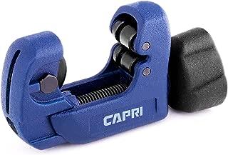 Capri Tools MiniKlinge Mini Tube Cutter, Klinge Close Quarters with 1/8