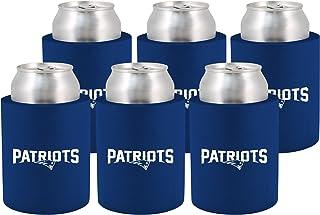 Minnesota Vikings 2-Pack Black Tonal Design 12oz CAN Neoprene Beverage Insulator Holder Football