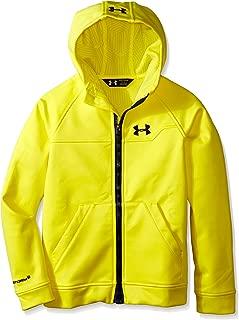 Kids Boy's UA Coldwear¿ Infrared Softshell Hooded Jacket (Big Kids)