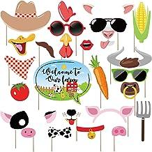 Farm Animals Fun Barn Party Strawberry Sale  ** Old MacDonald Farm Barn Favors-1st Birthday Fruit Jam  2 oz Party Birthday favors Party
