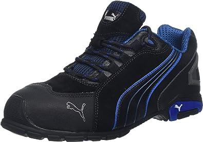 PUMA Safety Rio Black Low Chaussure de sécurité S3 SRC Capsule en Aluminium antidérapant Hommes
