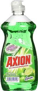 Axion Jabón Liquido Limón, 400 ml, 1 unidad