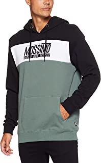 Mossimo Men's Davidson Pullover Hoodie, Hedge