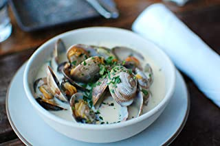 Catch Seafood White Clams (Flower Clams), 500g - Frozen