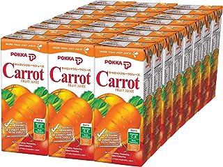 Pokka Carrot Juice Drink,250ml (Pack of 24)