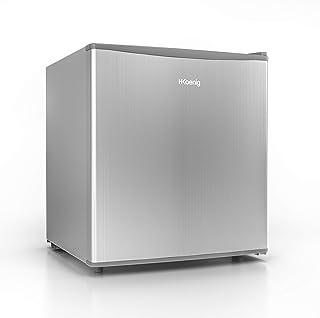 H.Koenig Mini Réfrigérateur Frigo à froid statique 46L FGX490 pose libre Blanc, Classe énergétique A+, Petite taille compa...