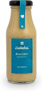 LIEBELEI EIERLIKÖR SPEKTAKULATIUS 0,2l - Selbstgemachter Premium Eier-Likör aus 100% nachhaltiger Erzeugung