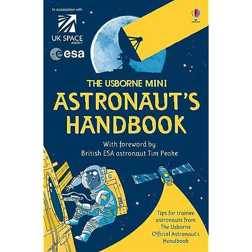 The Usborne Mini Astronaut's Handbook: For tablet devices (Usborne Handbooks)
