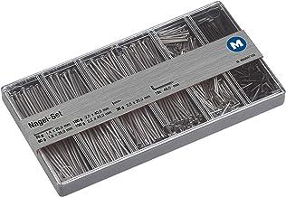 Metafranc assortimentsdoos – voorgesorteerde onderdelen in praktische kunststof doos – geschikt voor huis, werkplaats & Co...