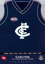 AFL The Premiership Years: Carlton (Limited Edition Club Tin)