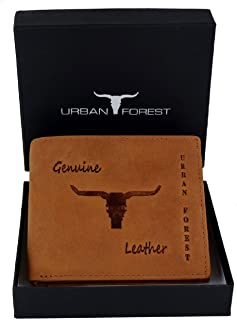 URBAN FOREST Cognac Men's Wallet