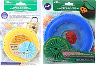 Bundle of Two (2) Quick Yo-Yo Makers: Extra Large (makes 2-3/8