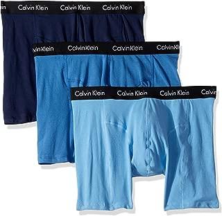 Calvin Klein Men's Underwear Ck Axis 3 Pack Boxer Briefs