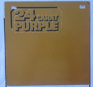 24 carat purple LP