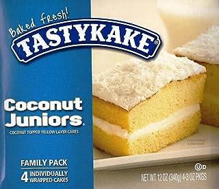 TastyKake: Coconut Juniors (3 Boxes)