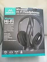 Merkury Wireless High Fidelity (HiFi) Headphones