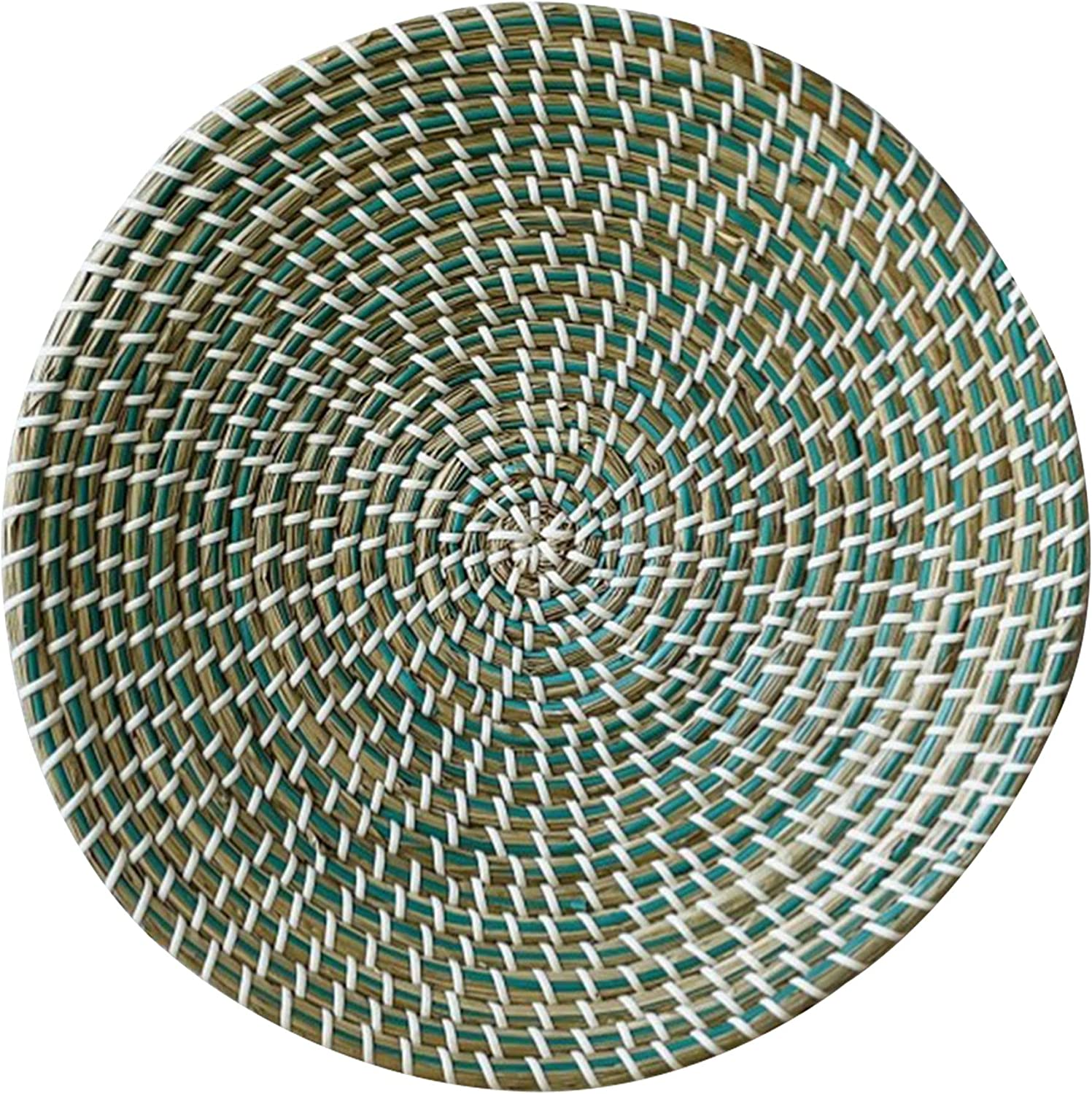 Rapid rise Handmade Seagrass Woven Mail order Wall Basket H - Décor Decorative
