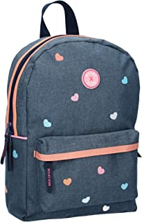 Backpack Candy Shop Medium Mochila Infantil, 33 cm, Azul (Blue)