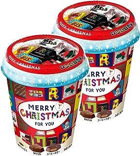 チロルチョコ クリスマスカップ 期間限定 40粒入り×2個