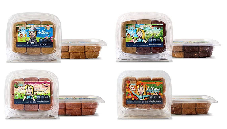 Liz Anthony Protein Bites (Variety Pack)