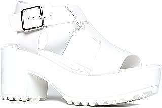 Best low heel platform sandal Reviews