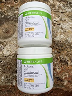 Prolessa Duo 7-day Trial Size - 2 Pack - 14 Day Supply - Hunger Control and Fat Reduction