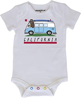 california bear onesie