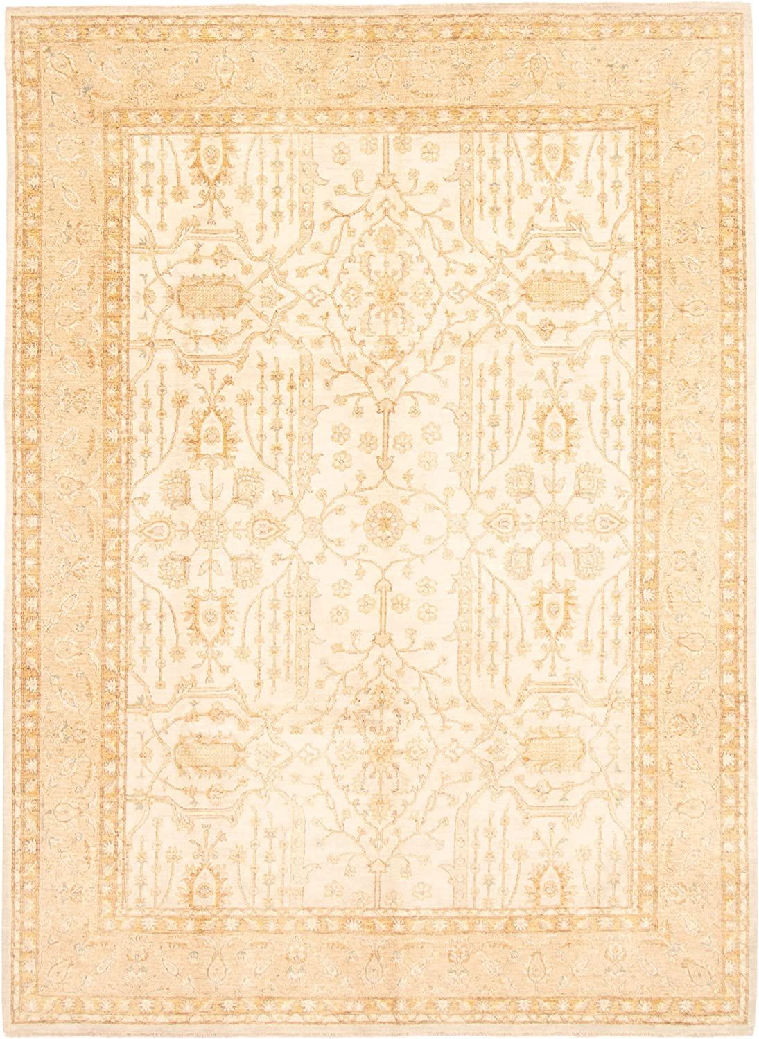 eCarpet Gallery Large Attention brand Rare Area Rug Room Hand-K for Bedroom Living