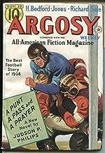 Argosy 11/19/1938-Munsey-All-American Fiction-Belarski-football-Sale-VF