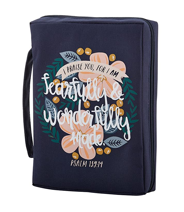 Faithworks Wonderfully Made Bible Cover,