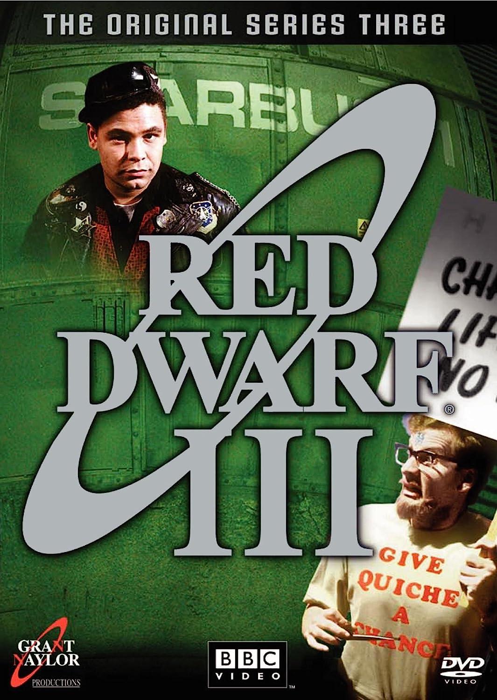 RED DWARF:SERIES Over item handling 3 DVD Ranking TOP10 2-PK
