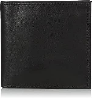Men's Emblem-leather Cardex Wallet
