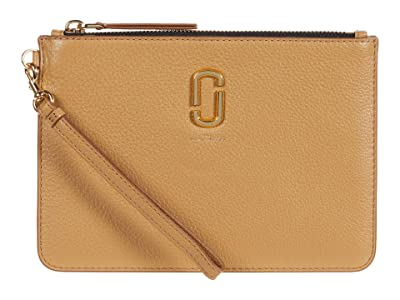 Marc Jacobs The Softshot Wristlet (Dirty Chai) Handbags