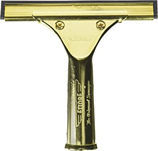 Ettore Solid Brass Squeegee, 6-Inch
