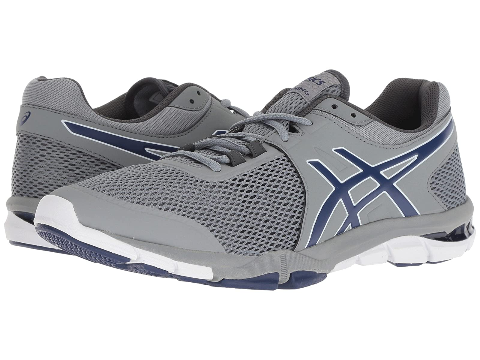 ASICS Gel-Craze TR 4Atmospheric grades have affordable shoes