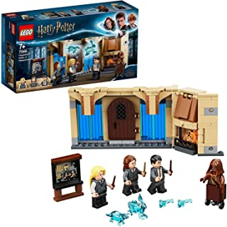 LEGO Harry Potter Hogwarts Room of Requirement 75966 set with Harry, Hermione and Luna Lovegood, Toy for kids 7+ years (19...