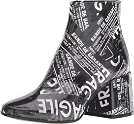 Fragile Graphic Boot