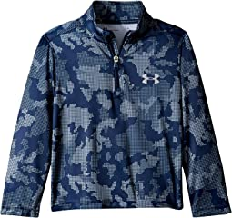 Utility Camo 1/4 Zip (Little Kids/Big Kids)
